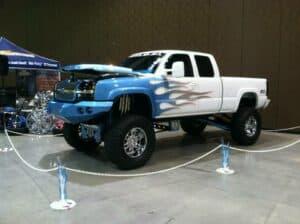 Custom Car paint in Alabama