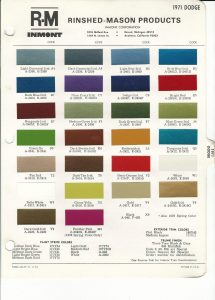 1971-Dodge-Charger-Factory-Paint-Chip-Chart-500px-Wide