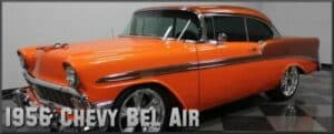 1956 Chevy Bel-Air Restoration