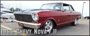 1965 Chevy Nova Restoration