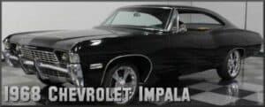 1968 Chevrolet Impala Restoration