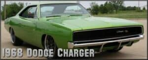 1968 Dodge Charger Restoration