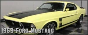 Urechem Paints | 1969 Ford Mustang Restoration