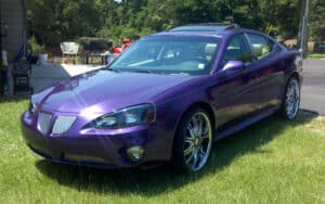 Urechem Automotive Paints | Purple Haze Metallic with Ice Pearl