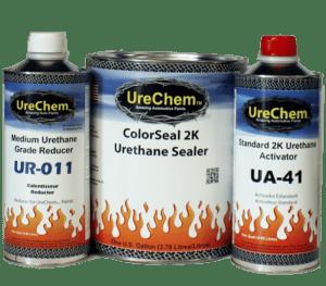 Automotive Paint ClearCoats
