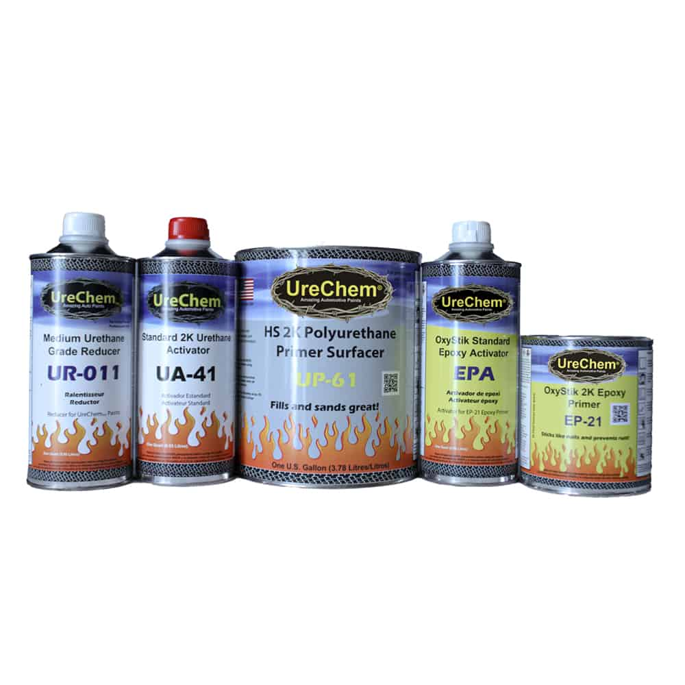 Car Paint Primers