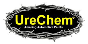 urechem paints logo trademarked